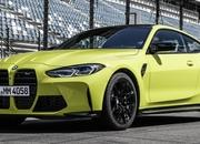 BMW's New Kidney Grille Doesn't Look as Bad on the All-New M4 As We Thought - image 936603