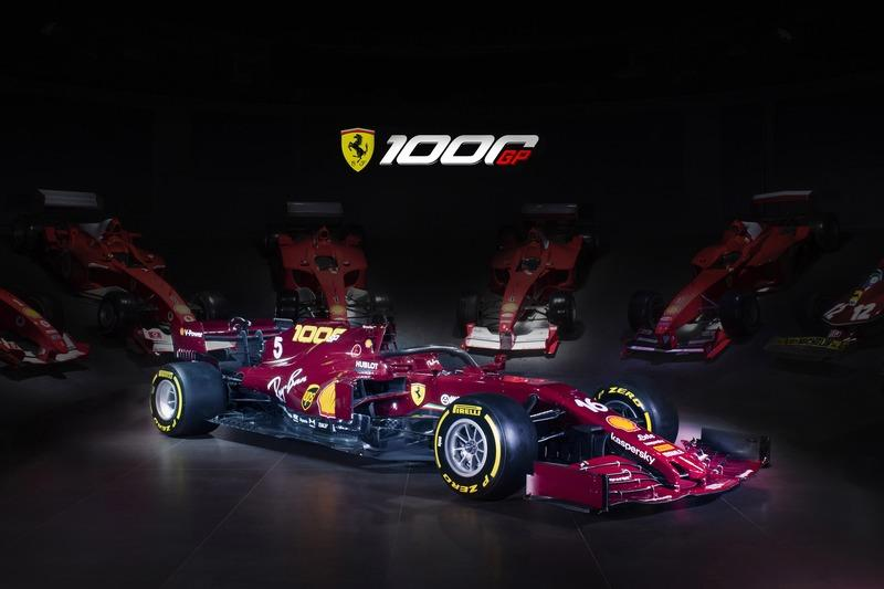 Ferrari Is Set To Race In Burgundy For Its 1000th Grand Prix This Weekend - image 934380