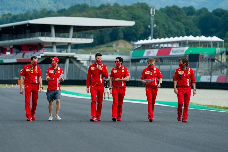 Ferrari Is Set To Race In Burgundy For Its 1000th Grand Prix This Weekend