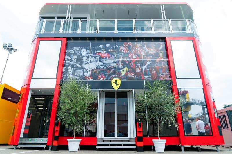 Ferrari Is Set To Race In Burgundy For Its 1000th Grand Prix This Weekend - image 934379