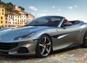 The Updated Ferrari Portofino Caries an M Badge, More Power, and a New Transmission - image 935264