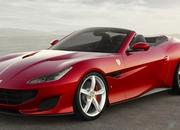 The Updated Ferrari Portofino Caries an M Badge, More Power, and a New Transmission - image 935265