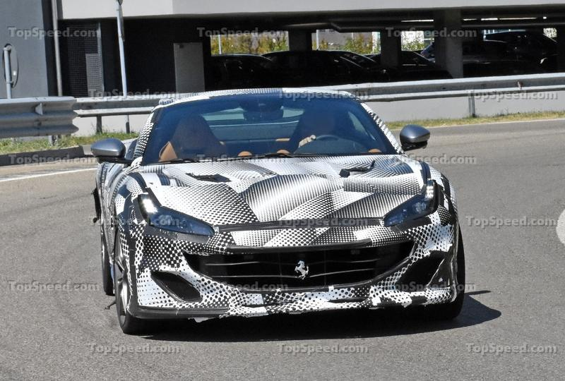 Spy Shot Alert: 2021 Ferrari Portofino Seen For the First Time!