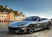 The Updated Ferrari Portofino Caries an M Badge, More Power, and a New Transmission - image 935184