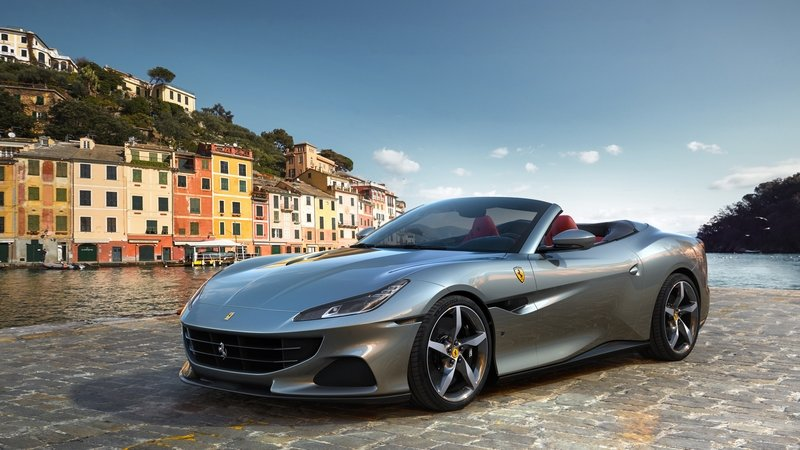The Updated Ferrari Portofino Caries an M Badge, More Power, and a New Transmission