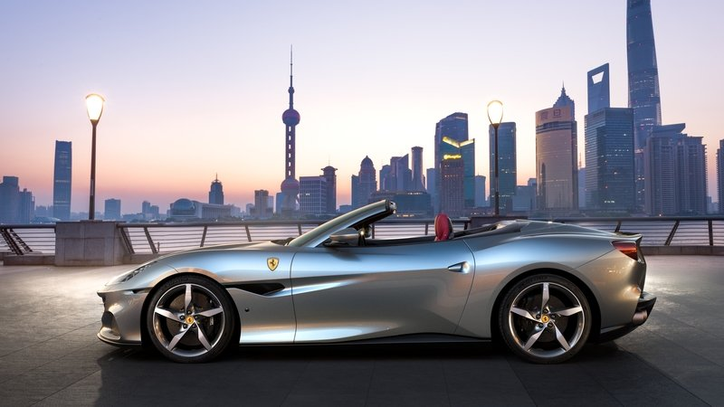 The Updated Ferrari Portofino Caries an M Badge, More Power, and a New Transmission Exterior Wallpaper quality - image 935185