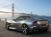 The Updated Ferrari Portofino Caries an M Badge, More Power, and a New Transmission - image 935182
