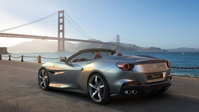 The Updated Ferrari Portofino Caries an M Badge, More Power, and a New Transmission Exterior Wallpaper quality - image 935182