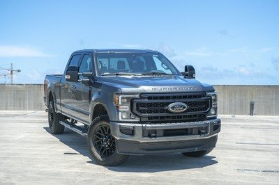 2020 Ford F-250 - Driven