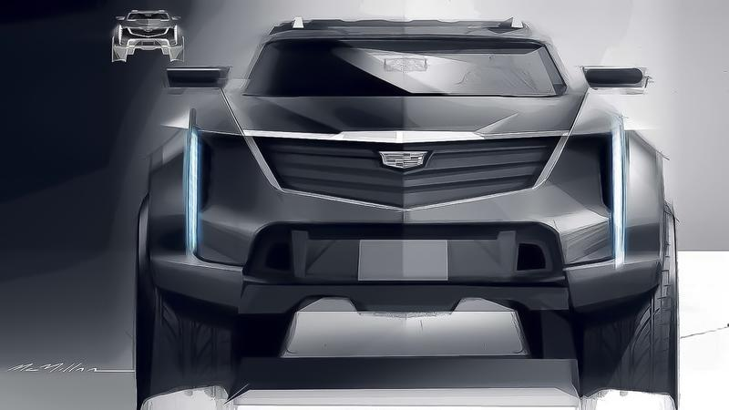 GM Could Be Teasing Cadillac's Next Large EV