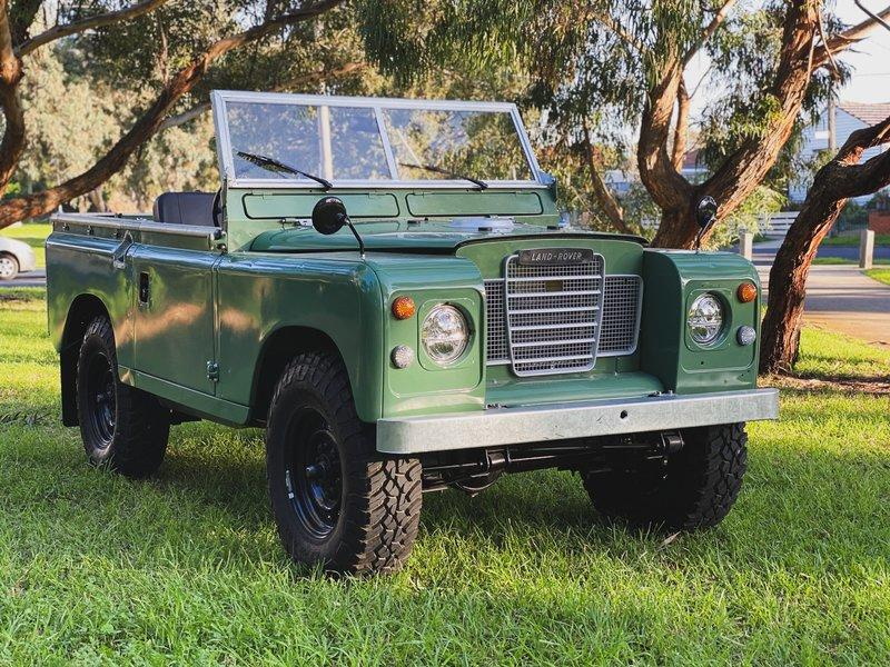 This Is The Most Efficient Classic Land Rover Ever Made