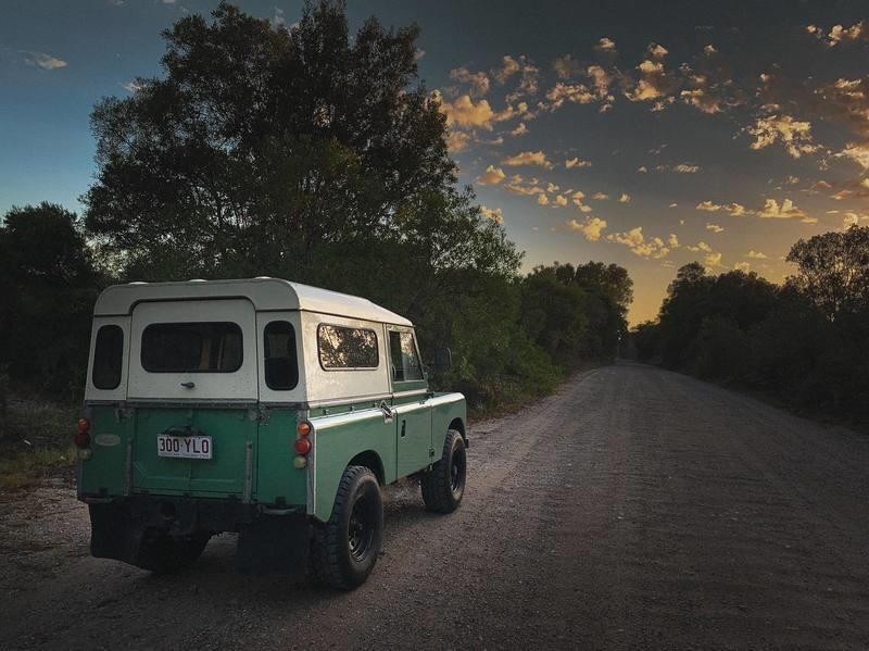 This Is The Most Efficient Classic Land Rover Ever Made - image 936226