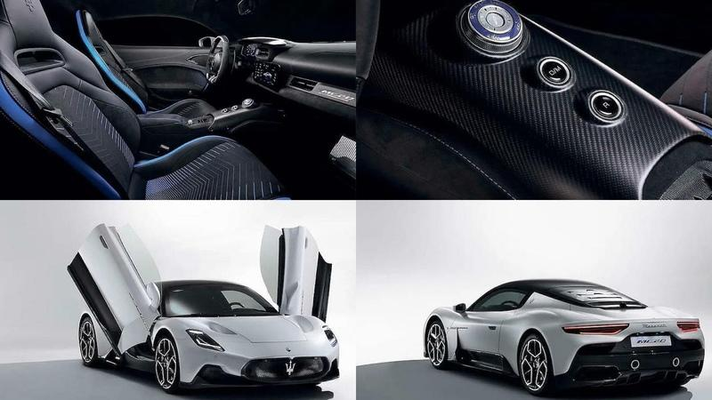 Breaking: Here's the Maserati MC20 Before You're Supposed to See It