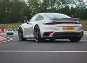 In Short Sprints The Porsche 911 Turbo S Will Always Be Faster Than a McLaren - image 936353