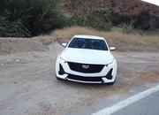It Looks Like The Cadillac CT5-V Isn't Even Meant to Be a Performance Car - image 936548