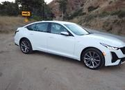 It Looks Like The Cadillac CT5-V Isn't Even Meant to Be a Performance Car - image 936543