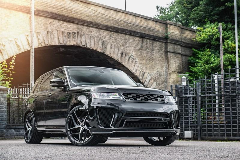 2018 Land Rover Range Rover Sport Autobiography by Kahn Automobiles