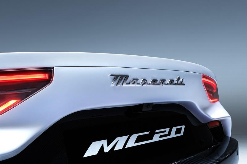 Maserati Confirmed An All-Electric MC20: Here's What We Know