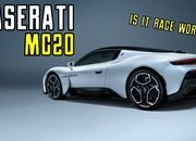 Maserati Wants The MC20 To Go Racing, Does It Stand a Chance? - image 934288