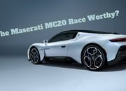 Maserati Wants The MC20 To Go Racing, Does It Stand a Chance? - image 934287