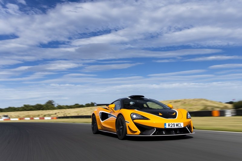 2021 McLaren 620R with MSO R Pack Exterior Wallpaper quality - image 934005