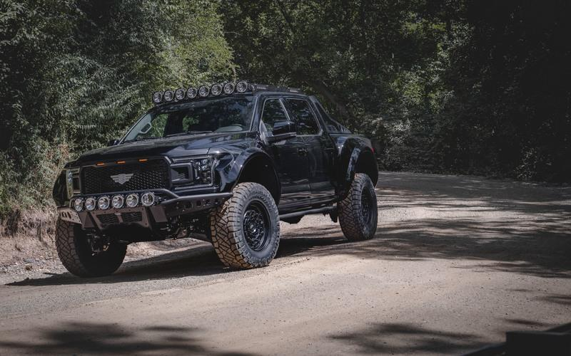 Ford F-150 Intrepid Supertruck by Mil-Spec