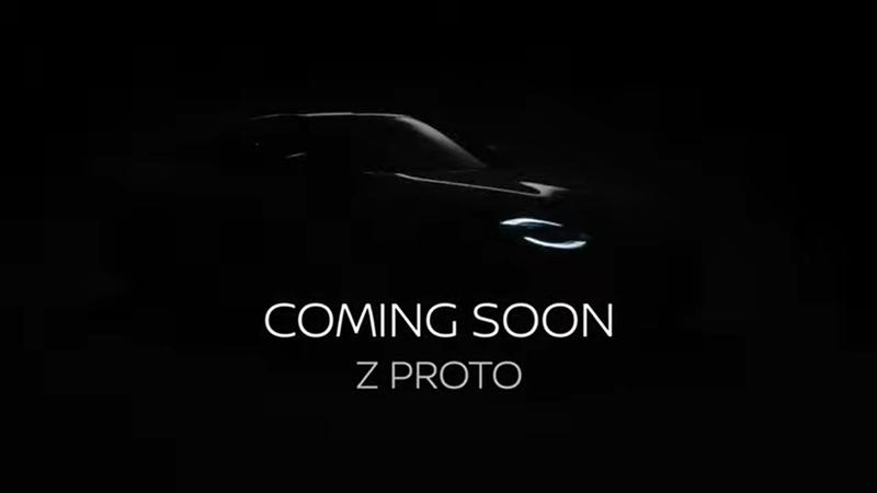 Nissan Is About to Reveal The 400Z Prototype