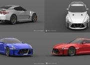 Nissan Is Still On the Fence About What the 2023 Nissan GT-R R36 Will Be - image 936234
