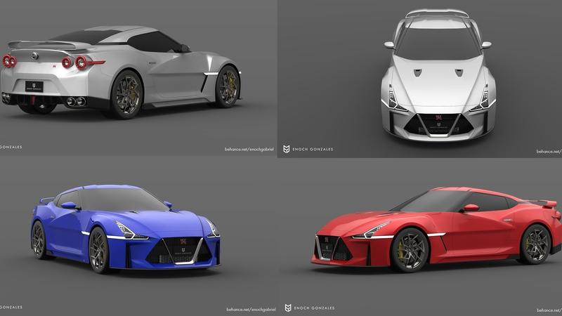 Nissan Is Still On the Fence About What the 2023 Nissan GT-R R36 Will Be