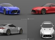 Nissan Is Still On the Fence About What the 2023 Nissan GT-R R36 Will Be - image 936233