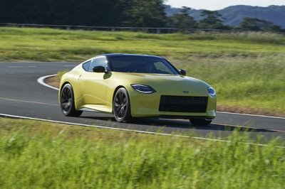 The 2022 Nissan Z Will Cost You $87 Per Horsepower