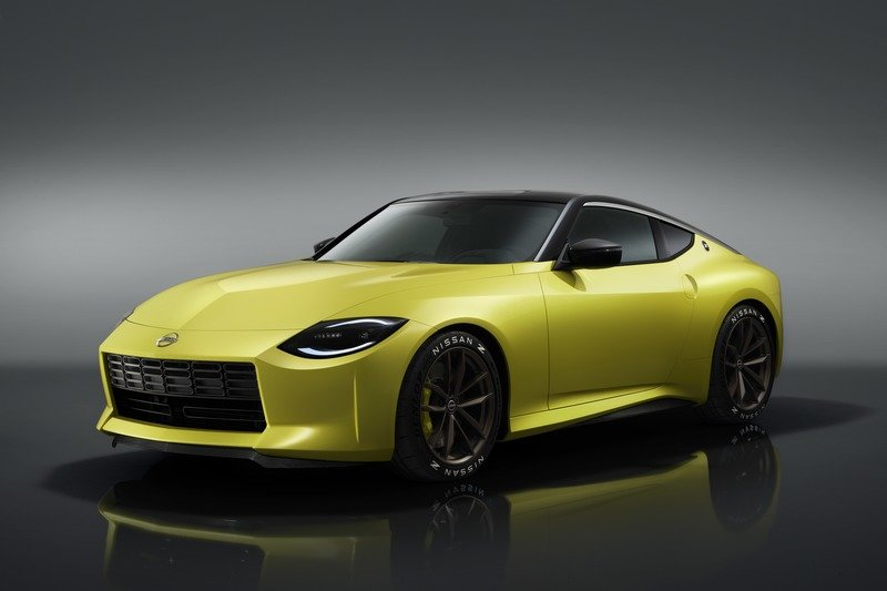The Nissan 400Z Won't Be Heading to Europe Exterior - image 935111