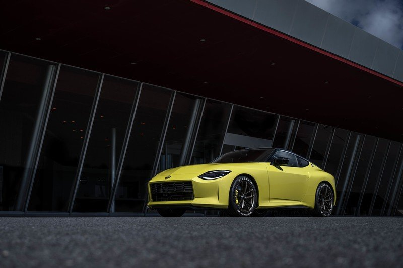 Nissan's Z Platform Evolved to Underpin the Z Proto and 400Z