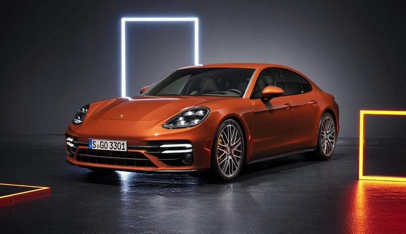 Porsche Eyeballing a Panamera EV As a Larger Alternative to the Taycan