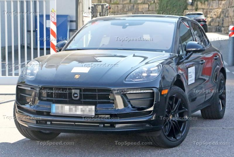 Porsche Is Preparing Another Facelift For The Recently Updated Macan