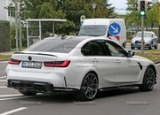 New Spy Shots Hint That BMW Is Still Trying to Fine-Tune the 2021 M3 - image 937666