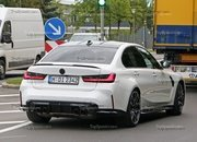 New Spy Shots Hint That BMW Is Still Trying to Fine-Tune the 2021 M3 - image 937667