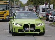 New Spy Shots Hint That BMW Is Still Trying to Fine-Tune the 2021 M3 - image 937668