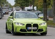 New Spy Shots Hint That BMW Is Still Trying to Fine-Tune the 2021 M3 - image 937669