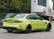 New Spy Shots Hint That BMW Is Still Trying to Fine-Tune the 2021 M3 - image 937656