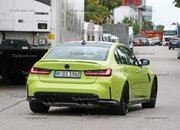 New Spy Shots Hint That BMW Is Still Trying to Fine-Tune the 2021 M3 - image 937657