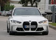 New Spy Shots Hint That BMW Is Still Trying to Fine-Tune the 2021 M3 - image 937658