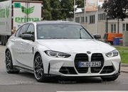 New Spy Shots Hint That BMW Is Still Trying to Fine-Tune the 2021 M3 - image 937660