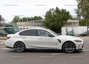 New Spy Shots Hint That BMW Is Still Trying to Fine-Tune the 2021 M3 - image 937661