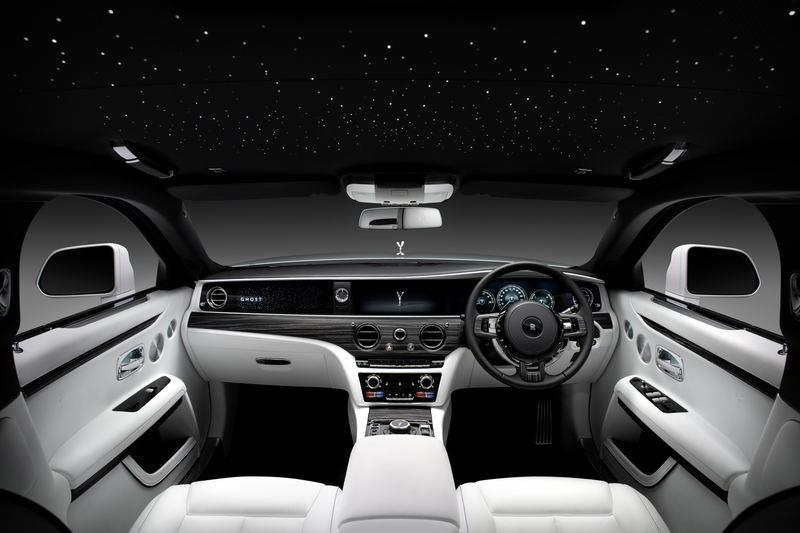 2021 Rolls Royce Ghost Interior - image 931823