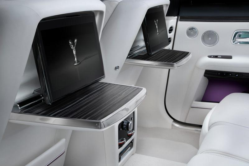 2021 Rolls Royce Ghost Interior - image 931825