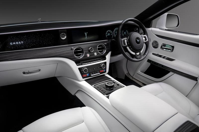 2021 Rolls Royce Ghost Interior - image 931827