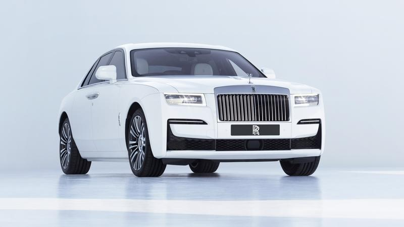 2021 Rolls Royce Ghost