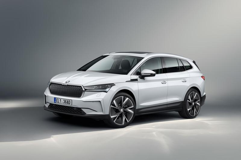 The Enyaq iV is Skoda's First Electric SUV And Its Most Powerful Vehicle Yet Exterior - image 931969