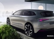 The Enyaq iV is Skoda's First Electric SUV And Its Most Powerful Vehicle Yet - image 931937